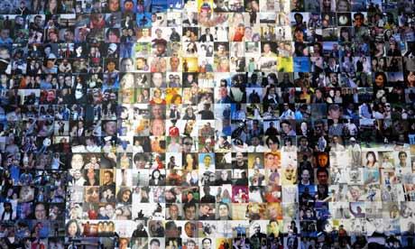 Facebook collage