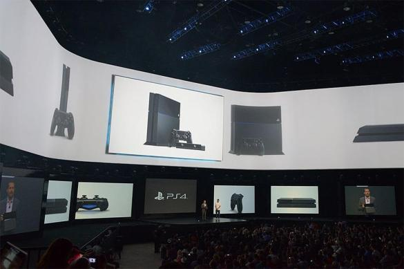 PS4 conference