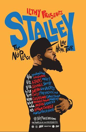 stalley tour